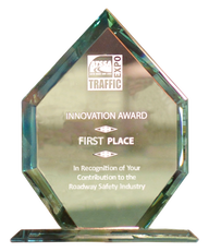 Innovation Award trophy